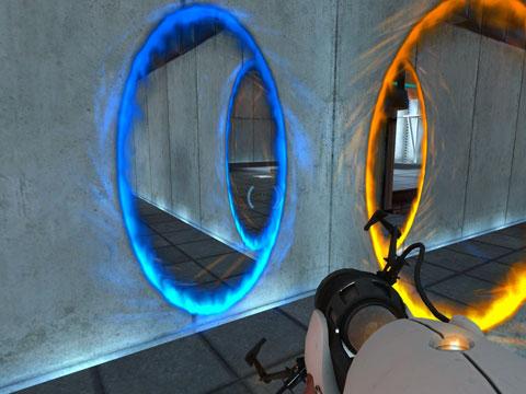 Er, not that game Portal